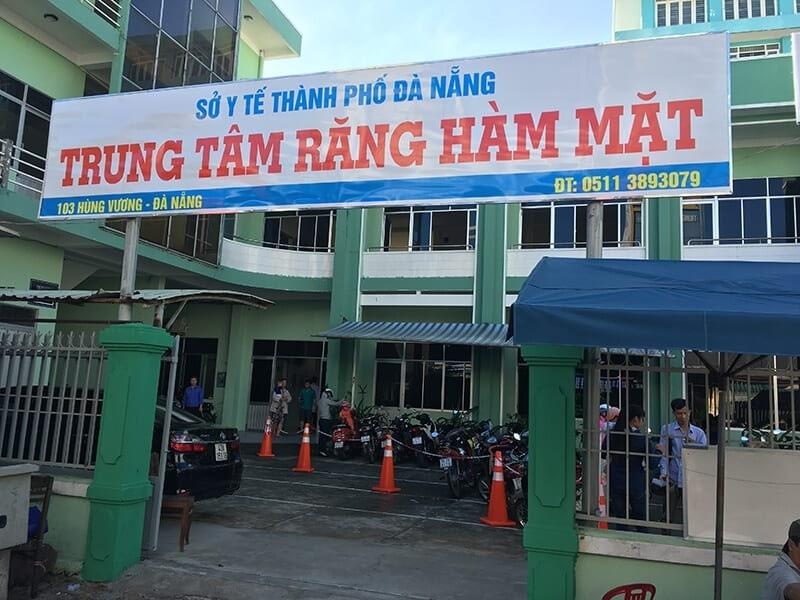 Khoa Răng hàm mặt tại BV Đà Nẵng là địa chỉ chữa viêm nha chu uy tín